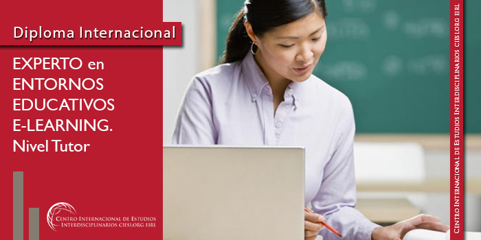 Experto en entornos educativos e-learning. Nivel tutor